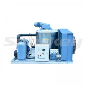 Fresh Water Flake Ice Machine for Land