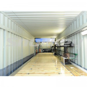 Containerized Brine Block Ice Machine