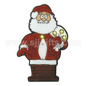Christmas Lapel Pins