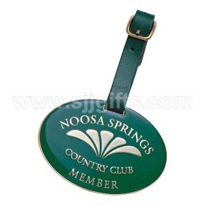 Golf Luggage Tags