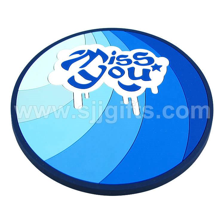 Soft PVC Coasters Featured Image