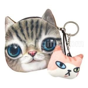 Pet Toy & Wallet KeyChain