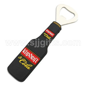 Soft PVC Bottle Openers