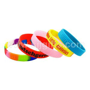 Silicone Bracelet and Wristbands