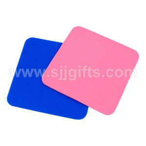 Cheap price Colored Rubber Bracelets - Silicone Coasters – Sjj