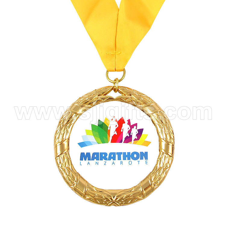 Metal Framed Acrylic Medals Featured Image