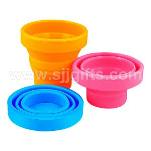 Silicone Folding Cups