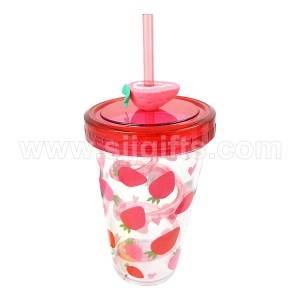 Reusable Plastic Drinking Cups