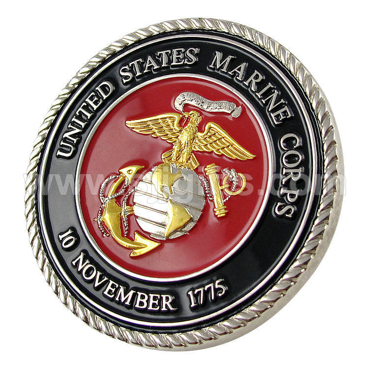Military Coins Featured Image