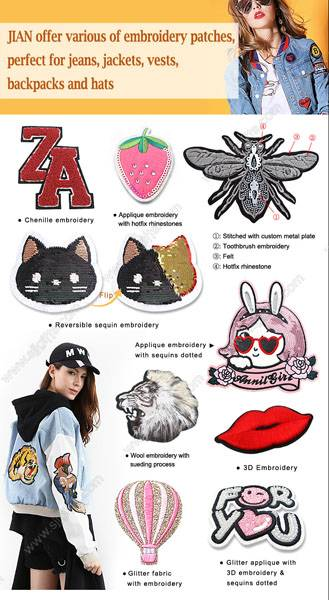Disney Approved Embroidery Patch Manufacturer
