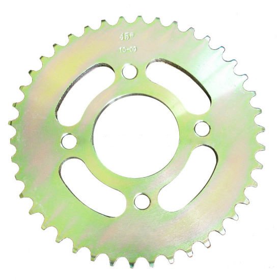 Motorcycle Rear and Front Sprocket