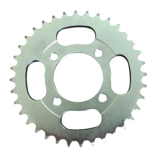 High Quality with 1045 Steel Motorcycle Sprocket