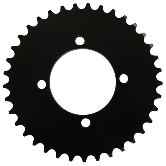1045 Steel Good Quality Motorcycle Rear Sprocket