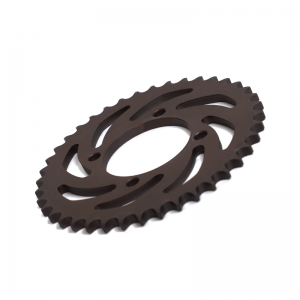 Chinese wholesale Motorcycle Chain - Motorcycle Sprocket – Shuangkun