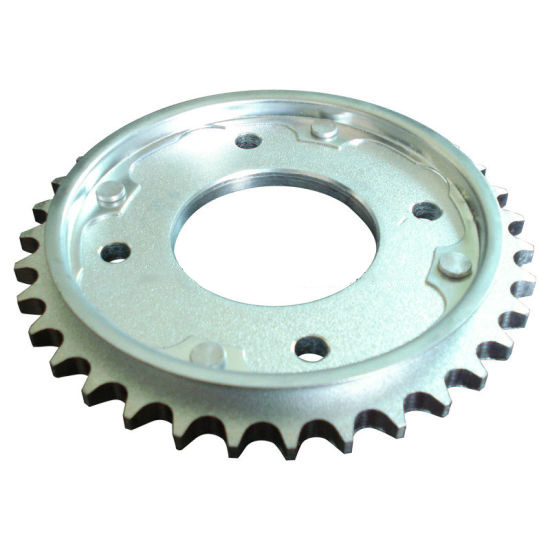 Top Quality Motorcycle Sprocket/Chain Sprocket/Chain Wheel