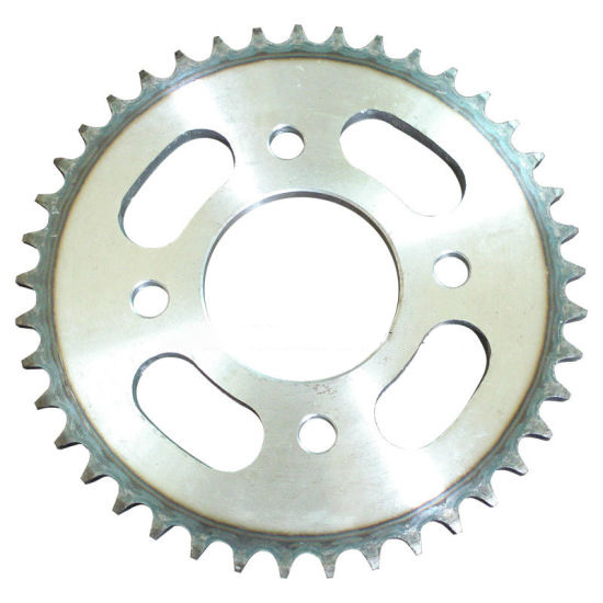 High Quality Cg125 Motor Chain Sprocket