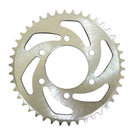 High Quality Motorcycle Chain Sprocket