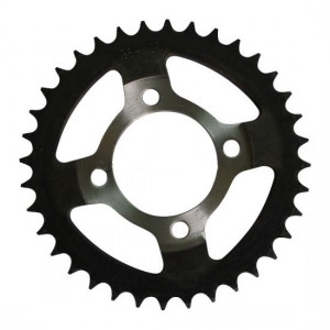OEM/ODM Supplier Motorcycle Wheel Set - Nature Color Motorcycle Sprocket – Shuangkun