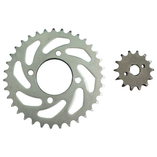1023 Steel Motorcycle Sprocket/Chain Sprocket