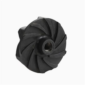 Cheap price Slurry Pump And Spare Parts Manufacturer - L-Type Slurry Pump impeller – YAAO
