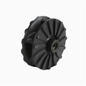 China AH Slurry pump rubber impeller factory and suppliers | YAAO