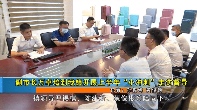 The vice Mayor of Dongguan city Mr. Wan visited Summit factory on 28th June,2020.
