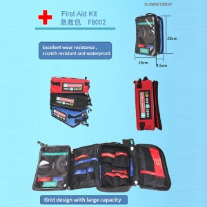FIRST AID KIT FB002