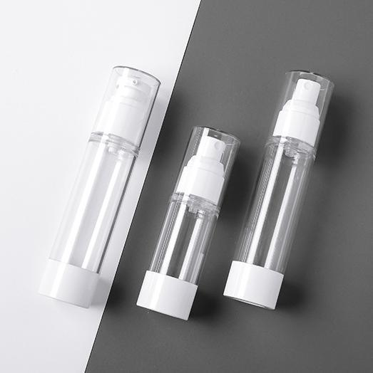 HDPE Pet Custom Empty Clear Plastic Cosmetic Perfume Fine Mist Spray Bottles for Skin Care Packaging