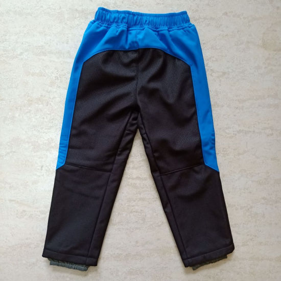 2020 Kids Children′s Winter Clothing Waterproof Softshell Outdoor Pants for Kids Trouser Wholesale