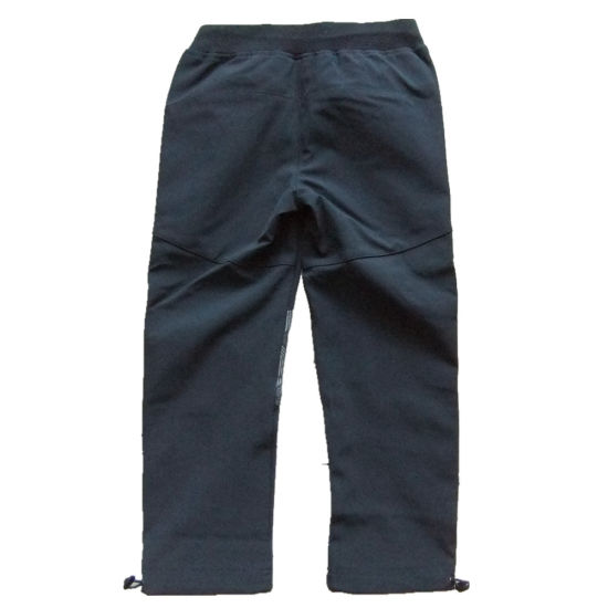 Soft Shell Apparel Casual Pants Boy Trousers Kids Clothing