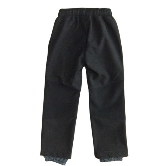 Kids Outdoor Apparel Waterproof Trousers Fleece Lining Clothing Soft Shell Pants Sports Wear