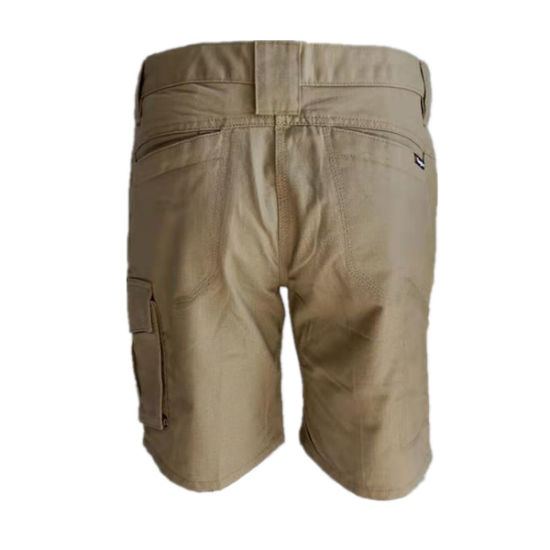 Wholesale Workwear Good Quality Fabric Breathable Cargo Short Pants