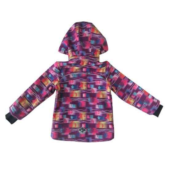 Soft-Shell Jacket Kids Wear Children Clothes