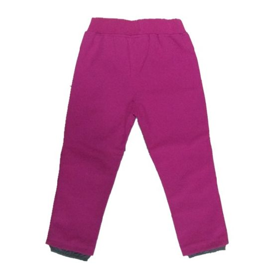Children Soft Shell Pants Outdoor Garment Sports Wear Casual Clothing