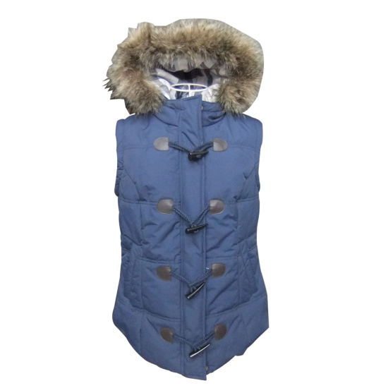 Outdoor Winter Coat Padded Body Warmer Gilet Down Vest