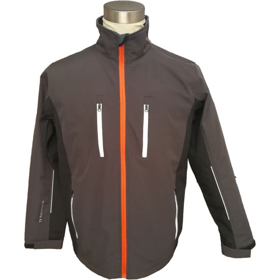 Softshell Jacket for Adult with Waterproof, Windproof and Breathable