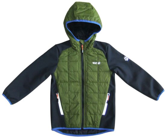 Most Popular and Best-Selling Wholesale Children′s Waterproof Clothing Children Softshell Jacket for Kid