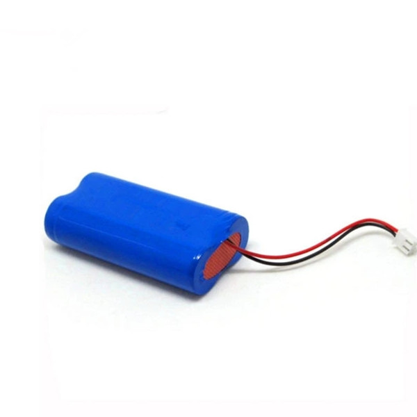 China 3.6V 6250mAh LG Lithium ion Battery Pack For Intelligent Door Lock Manufacturer and Supplier | SOSLLI Featured Image