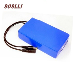 11.1V 30Ah li-ion 18650 lithium ion li-ion battery pack for solar street light