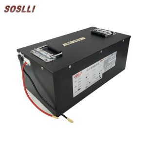 60v 40Ah lithium iron phosphate lifepo4 battery pack for electric motorcycle bicycle e bike