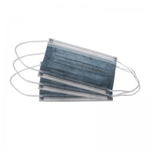 4 ply Activated Carbon Filter Mask