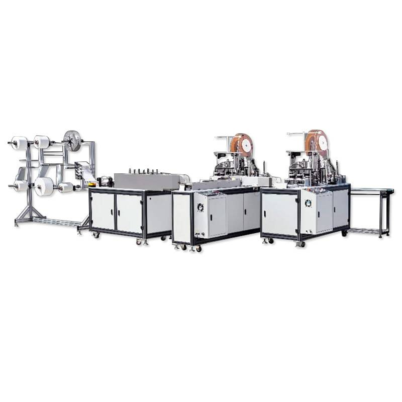 Fully automatic 1+1 mask machine Featured Image