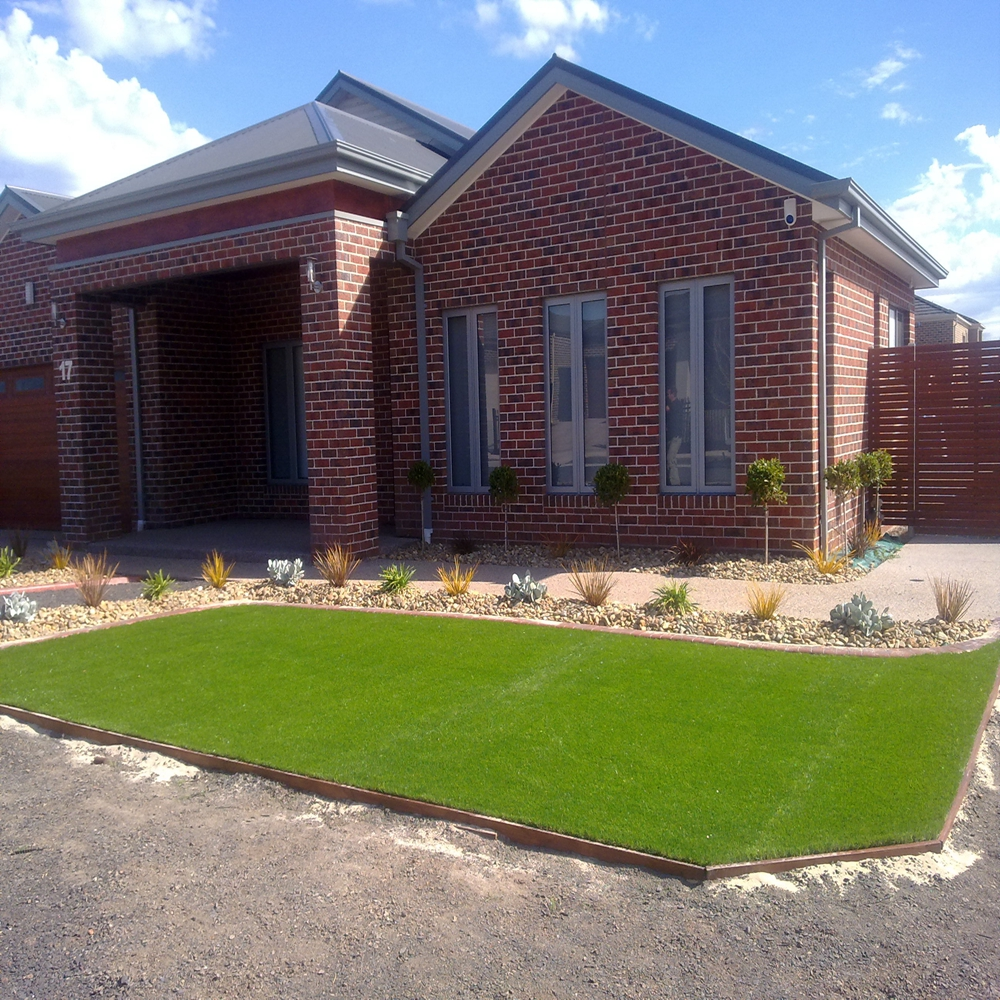 Free sample cheap UV resistance natural plastic grass for sale