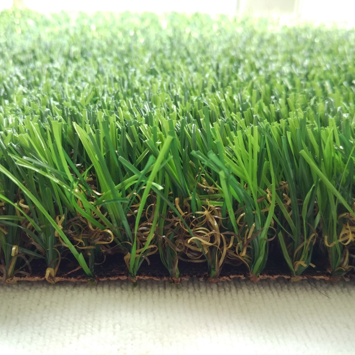 Hot sale natural 4 colors high density soft factory synthetic grass