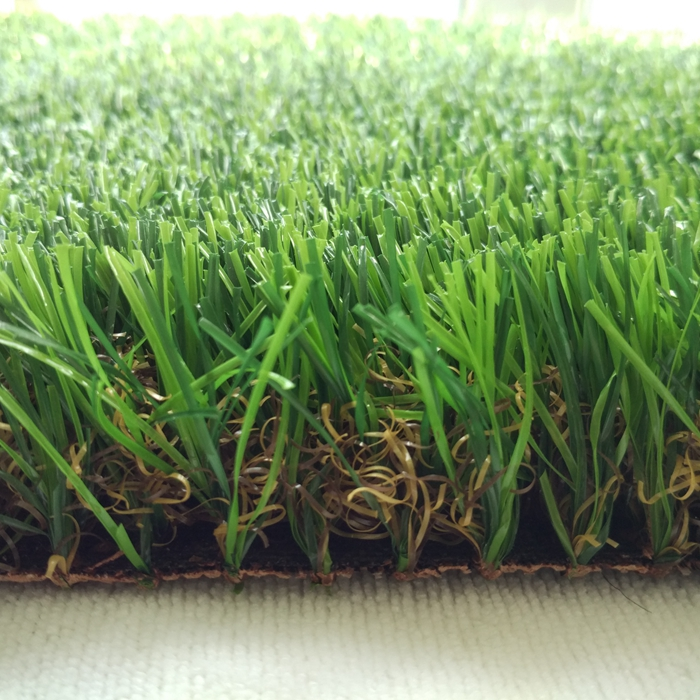 Hot sale natural 4 colors high density soft factory lawn and garden