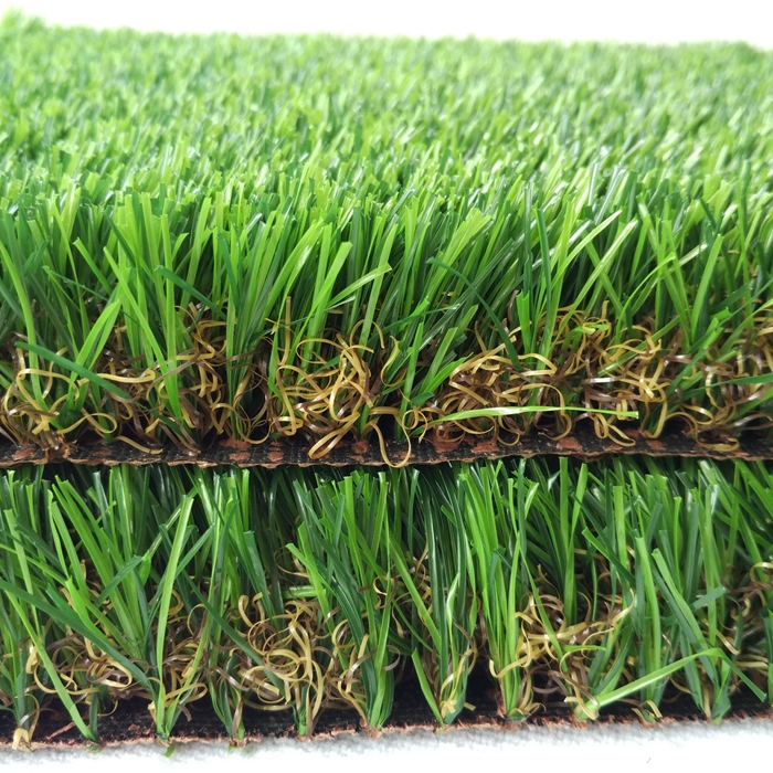 Free sample cheap UV resistance natural artificial lawn grass cost