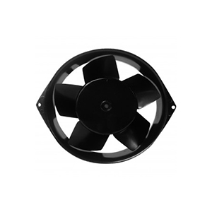 SA17255-3  172x150x55mm oval 17255 metal cooling fan for panel control with large air flow