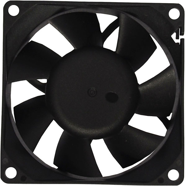 SD07025  70x70x25mm 70mm 7cm 12V DC brushless cooling fan 7025mm industrial axial cooling fan for Computer case cabinet cooling fan Featured Image