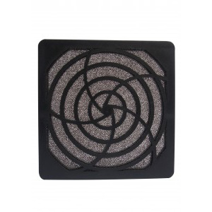 PF-09-1 90mmThree in one dust net cover 9cm dust-proof Fan filter  40mm,60mm,80mm,90mm,120mm fan filter