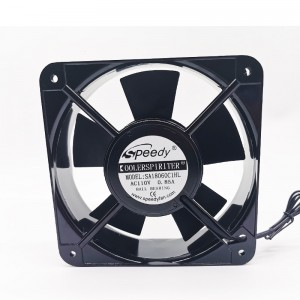 SA18060  industrial axial flow fan 18060 1860 180*180*60mm AC 220v 23v 240v ventilation cooling fan